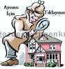 Bursa Nilüfer Devren Kiralık İşyeri - Ofis
